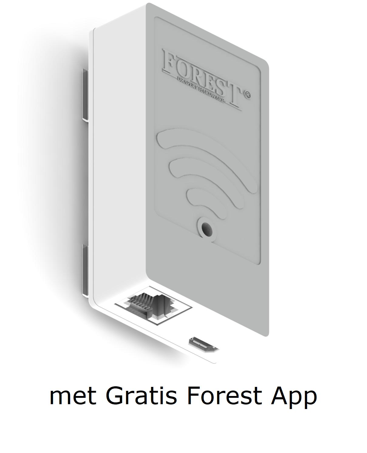 FOREST WIFI Dongle met gratis Forest app