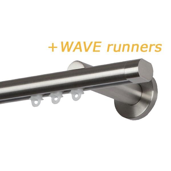 Wave Rails Voor Wave Gordijnen Vindt U Bij Roedesonline