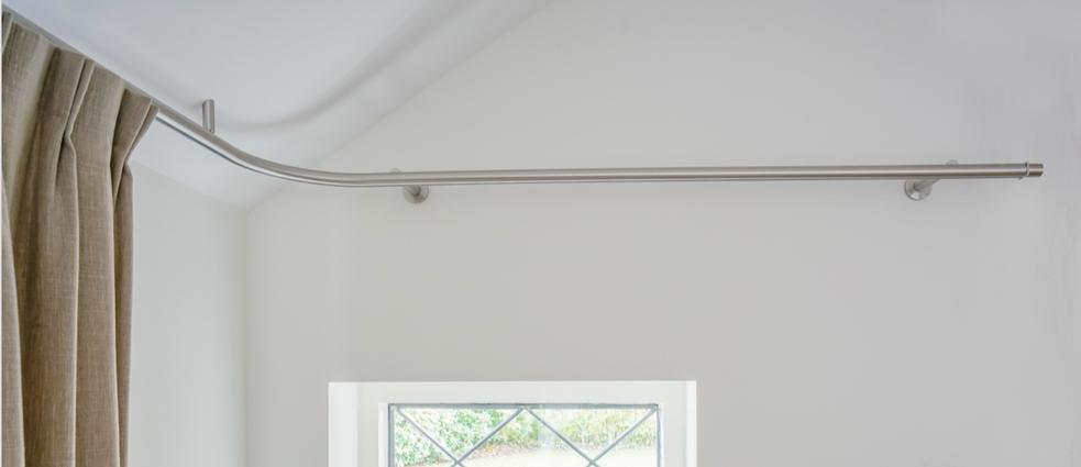 RoedesOnline Blog - Railroede voor een schuin plafond en serre