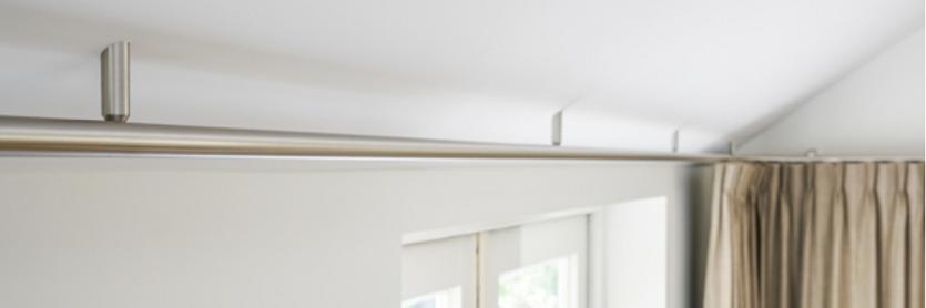 Schuin dak of scheef plafond? Interstil afgeschuinde plafondsteunen!