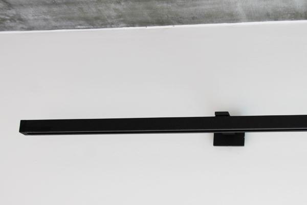 Railroede Cubus 2 Antraciet 20mm