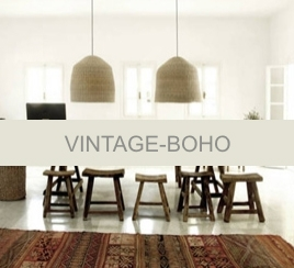 Woonstijl Vintage-Boho