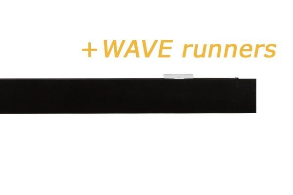 Railroede Sphäre-W Zwart 35mm